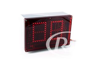roller door LED reciprocal timer