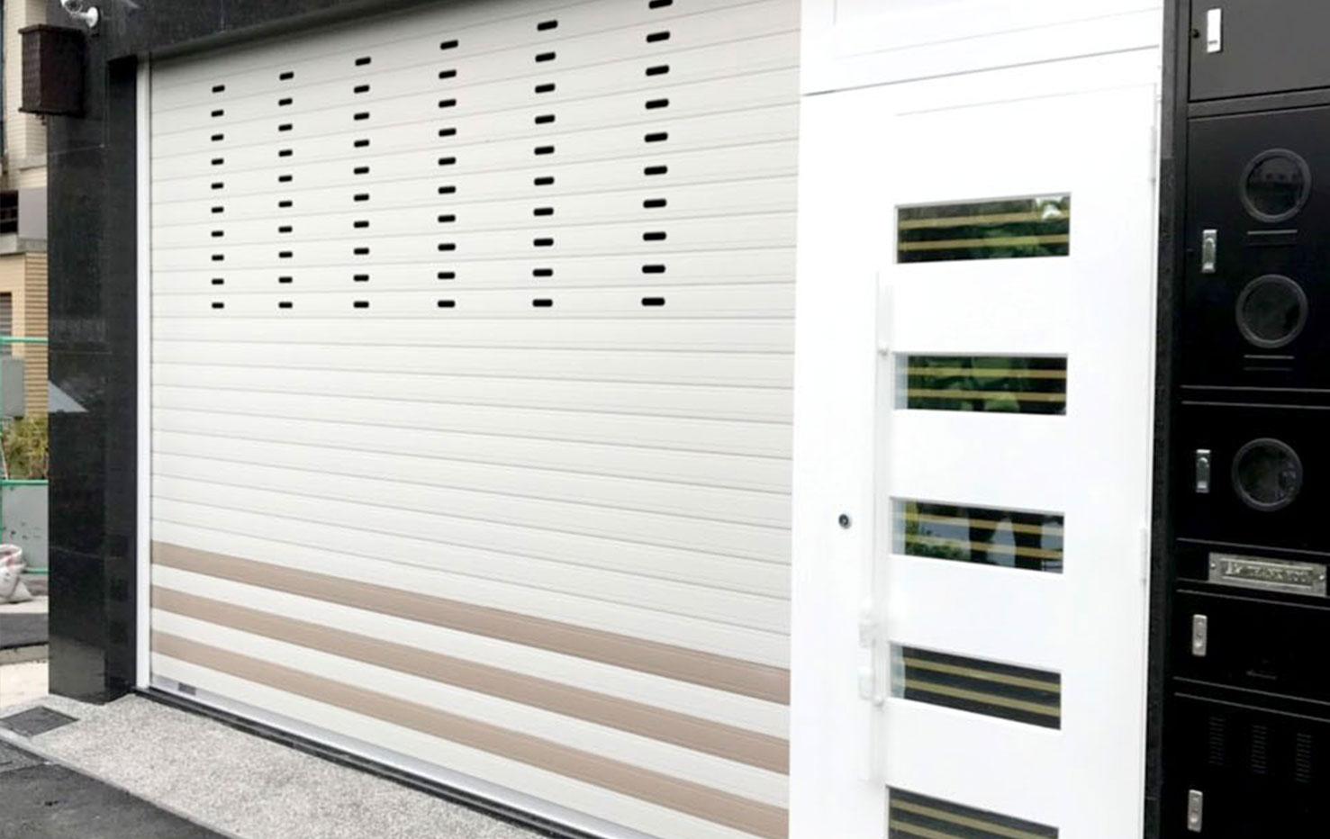 aluminum roller door roller shutter door