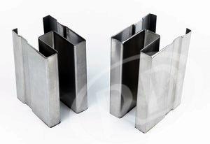 stainless steel side guide
